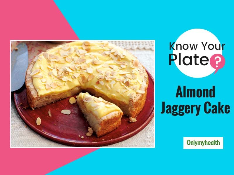Know Your Plate: No-Oven Almond Cake Recipe To Relish With Your Family
