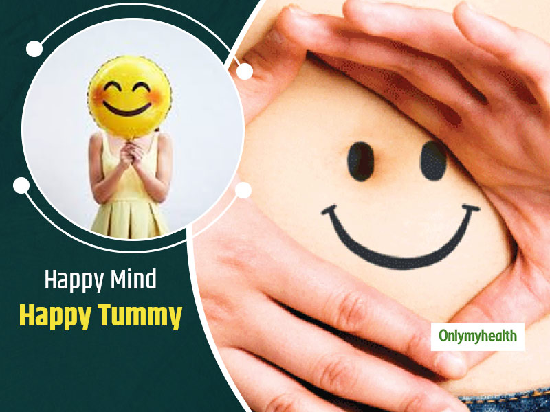 Happy Mind Is The Key To Happy Stomach Claims A Study