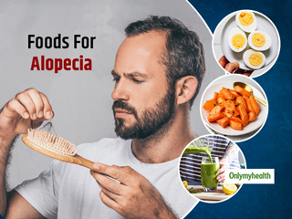 Men's Health Week 2020: Foods That <strong>Men</strong> Should Eat To Recover From Androgenetic Alopecia