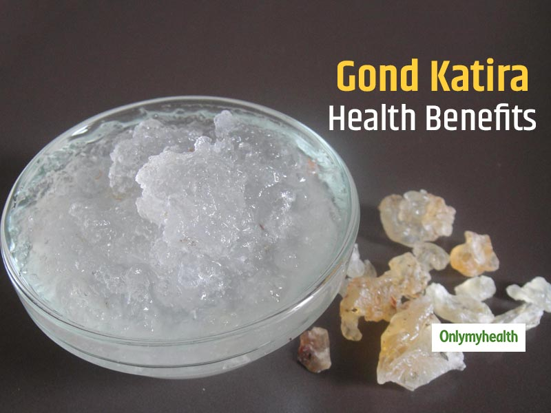We Bet You Don't Know About Gond Katira or Tragacanth Gum and Its Health Benefits