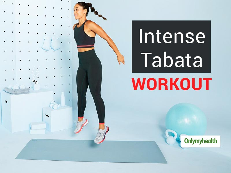 Weight Loss Exercise: Get Fit With Tabata Workout In Just 8 Minutes