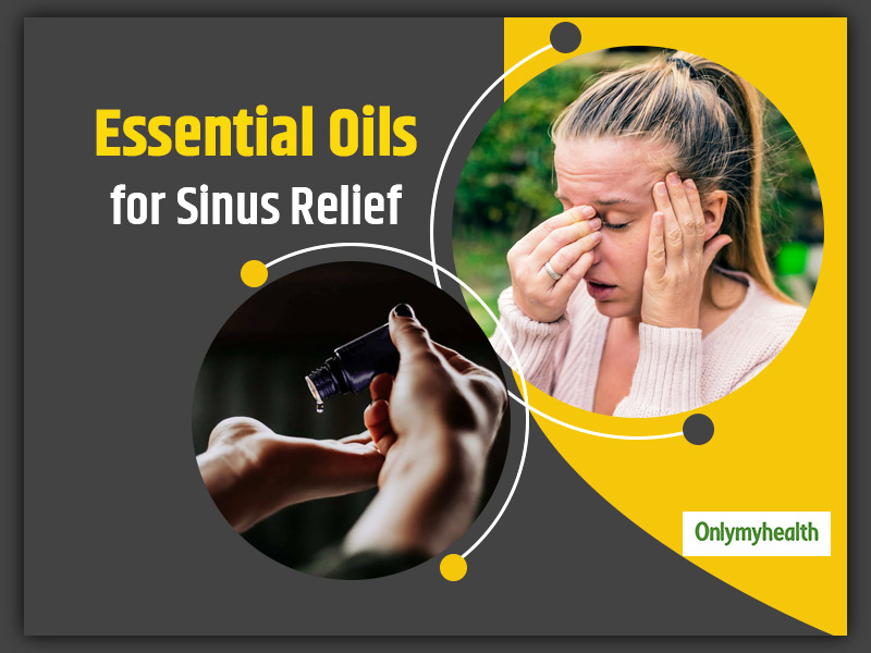 Home Remedies For Sinus: These 5 Essential Oils Can Bring Relief