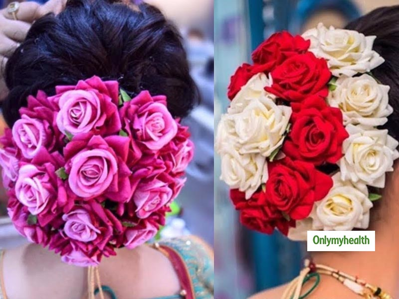 5 Easy Ways To Make A Perfect Floral Hairstyle