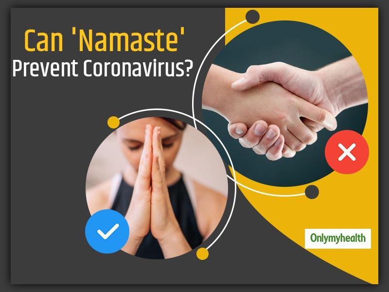 Coronavirus Epidemic Is Making People Root For 'Namaste or Anjali Mudra', Know Its Benefits
