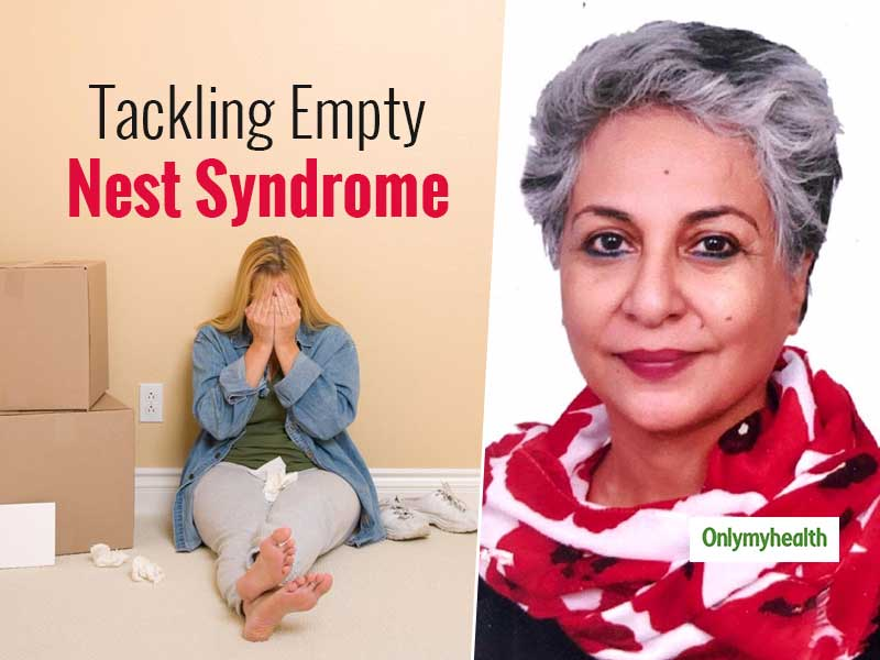 Here's How You Can Cope-Up With The Empty Nest Syndrome, Explains This Mental Health Expert