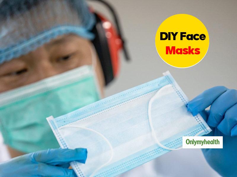 DIY Face Masks to Prevent Coronavirus