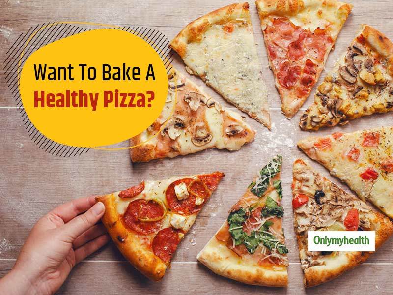 Love Pizza? Make Your Pizza Healthy With These Base Substitutes