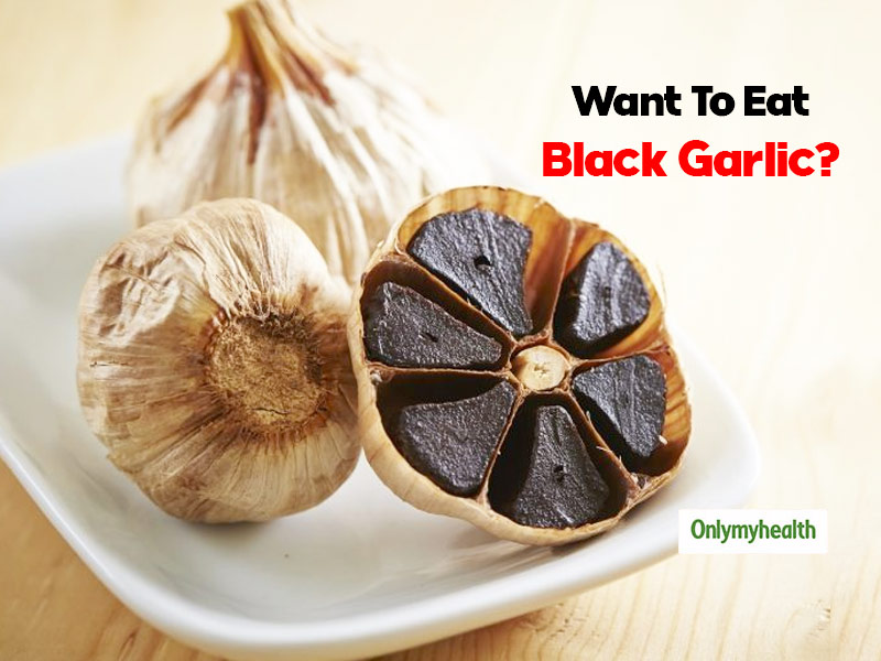 Have You Heard Of Black Garlic Yet? If Not, Read Its Benefits Here