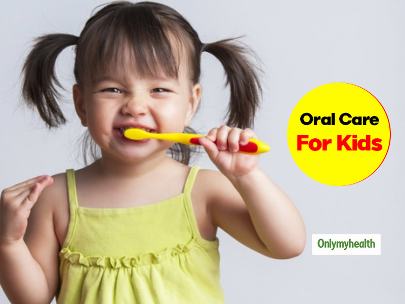 World Oral Health Day 2020: How to Take Care Of Your Child's Teeth