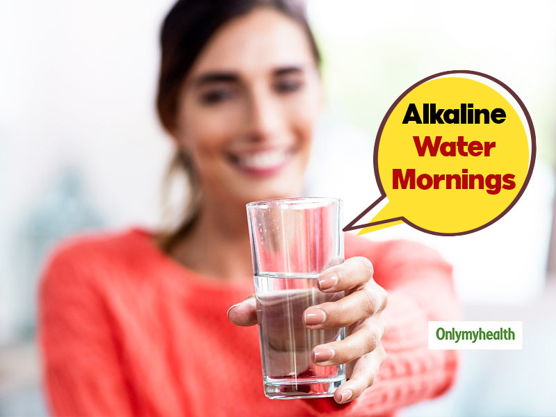 Start Your Day With A Glass Of Alkaline Water, Here's How You Can Make It At Home