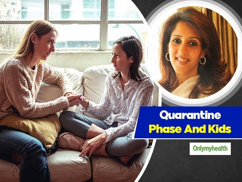 Kids At Home Due To Coronavirus? Here's How Mothers Can Make Social Distancing Easy For Them