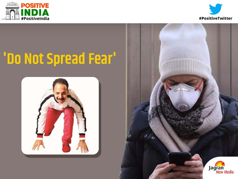 Positive India: Holistic Guru Mickey Mehta Says Not To Spread Fear But Positivity To Stay Safe From COVID-19
