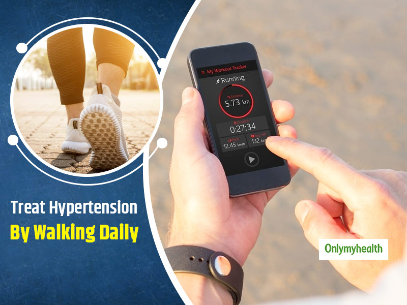 Hypertension News: Your Daily Steps To Decide Your BP