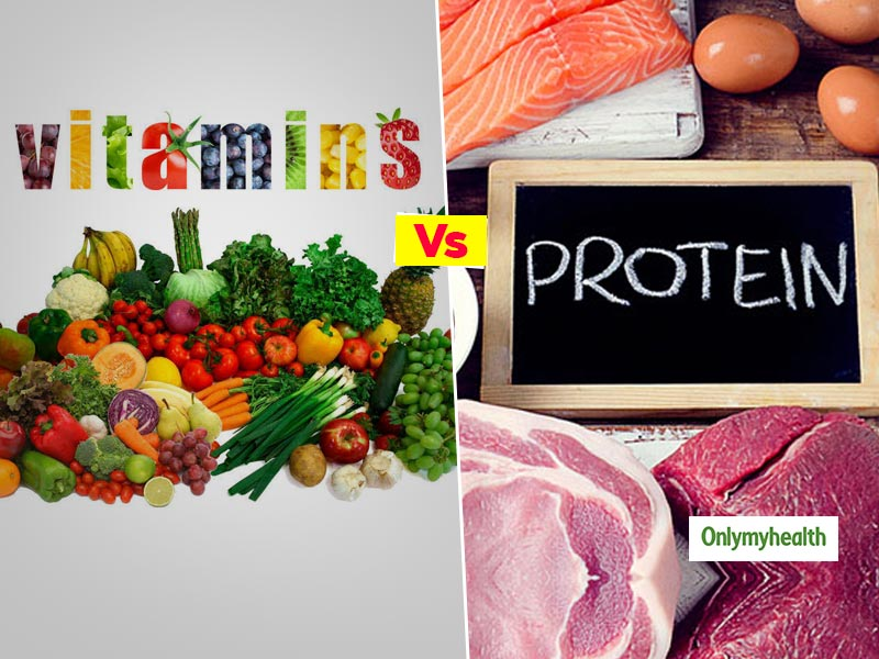 Vitamin Vs. Protein: Understand The Difference Between These Vital Nutrients