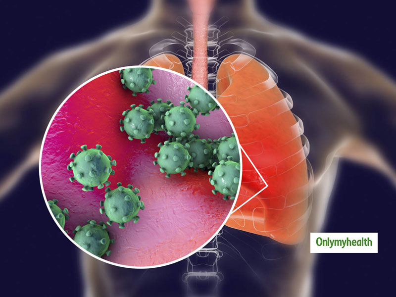 "Watch Video: Here's A ""Virtual Reality"" Flythrough Of Coronavirus Infected Lungs"