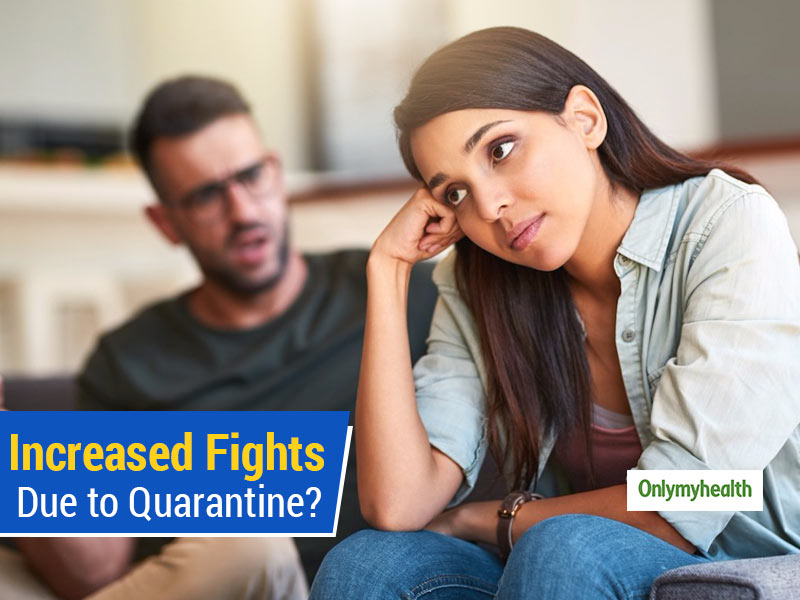 Fighting While Quarantining? Take This Tips To Tackle Daily Couple Battle