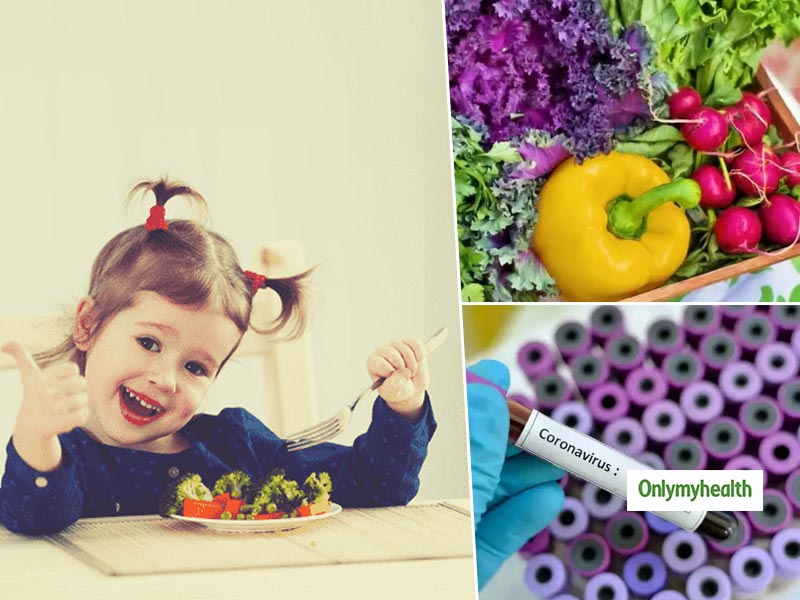 Immunity-Boosting Ayurvedic Diet Tips For Kids To Fight #CoronaConcerns