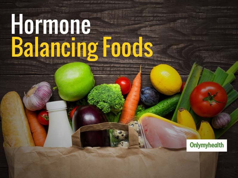 Top 10 Foods To Balance Your Hormones