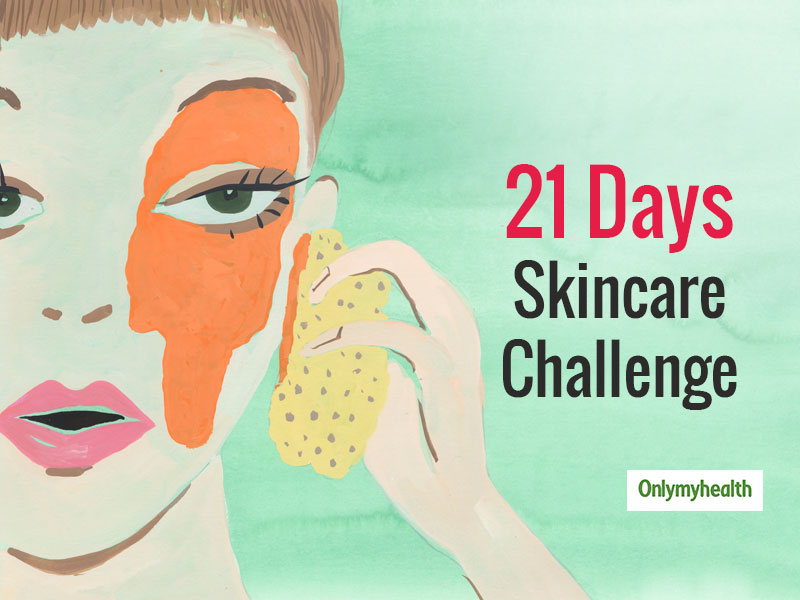 #21DaysChallenge For Change: Make These 4 Packs For A Flawless Skin With Simple Kitchen Ingredients