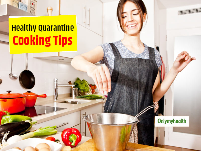 Weight Loss During Quarantine: 5 Cooking Tricks For Fitness & Weight Control