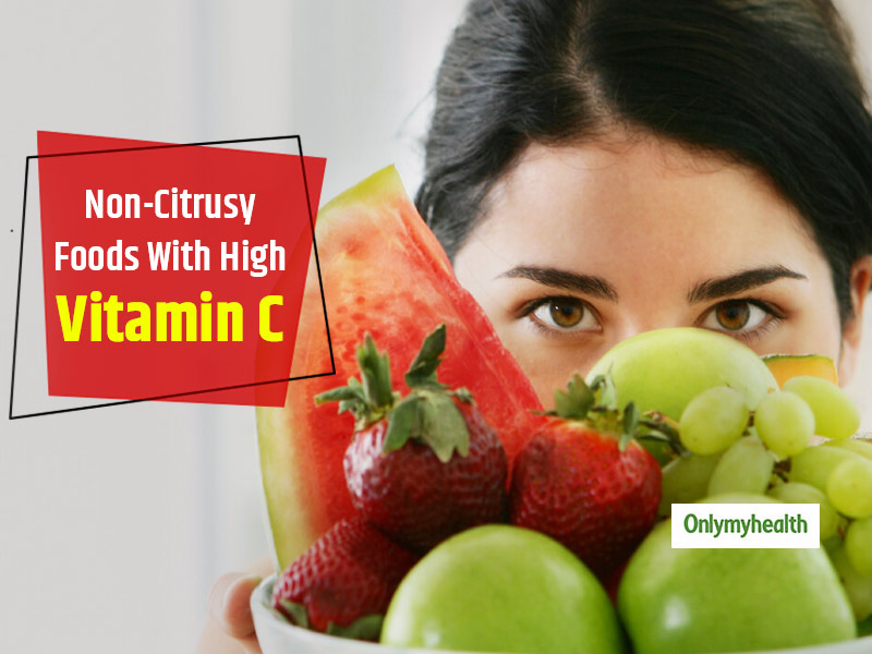 Get Your Vitamin C Dose With These Non-Citrusy Foods