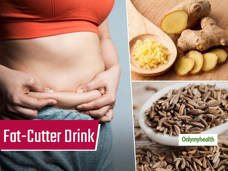 Best Belly Fat-Cutter Drink: One Glass Cumin-Ginger Water In The Morning