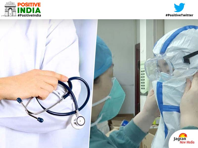 Positive India: Here's What Makes Doctors, Medical Staff The Real Harbingers Of Change To End #CoronaConcern