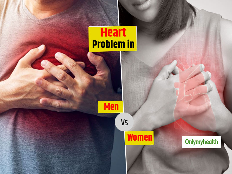The Mechanism Of Getting A Heart Disease Is Different In Men and Women