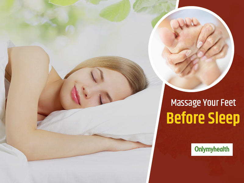 Foot Massage For Insomnia: Get Over Sleeplessness By Massaging Your Feet Before Bed