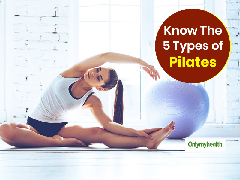 5 Forms Of Pilates Exercise and The Difference Between Them