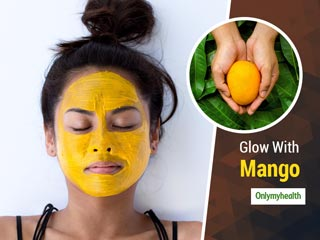 Get The Summer Glow With Homemade Mango <strong>Face</strong> <strong>Pack</strong>