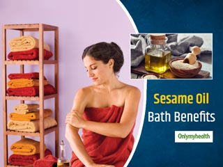 4 Health Benefits Of Taking Sesame <strong>Oil</strong> Bath