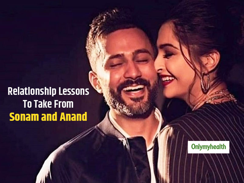 Know How To Make Your Relationship As Loving And Cute Like Sonam And Anand's