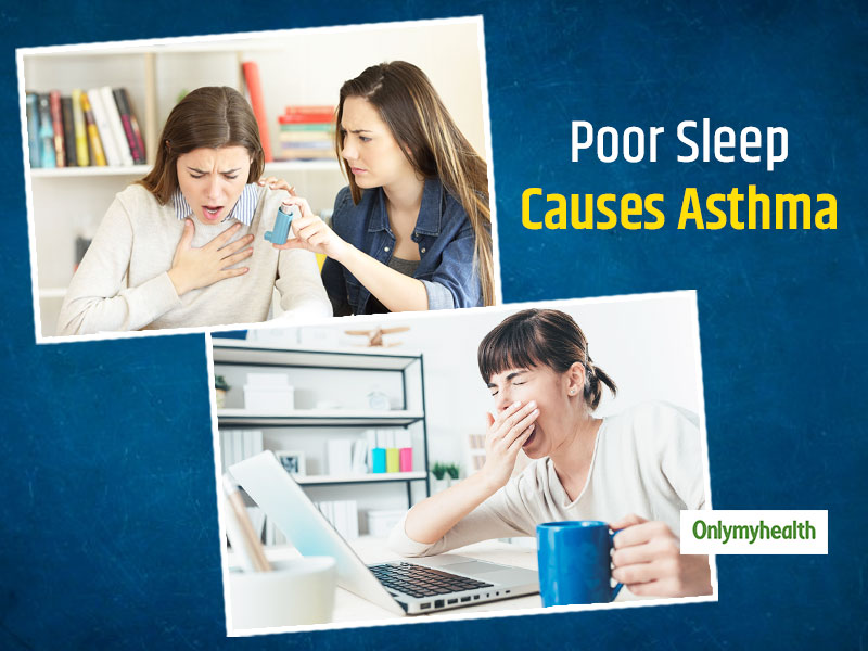 Sleep Deprivation May Trigger Asthma Attacks In Adults