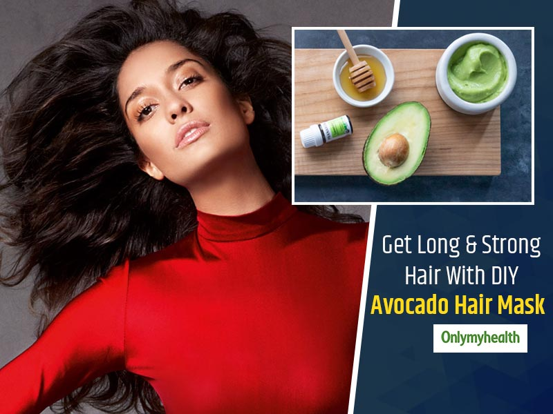Treat Summer Hair Dryness With DIY Avocado Hair Masks and Take This Haircare Quiz
