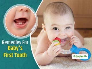 7 Safe and Natural Teething Remedies For Baby's First Tooth