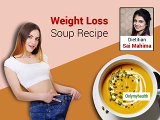 <strong>Weight</strong> <strong>Loss</strong> Soup Recipe: Tried And Tested Apple Pumpkin Soup By Dietitian Sai Mahima