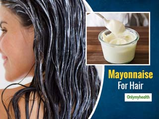 5 Innovative and Effective Mayonnaise Hair Masks For Common Hair Problems