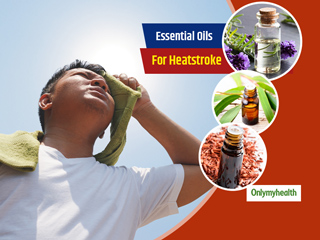 Heat Stroke Home Remedies: Use These 5 Essential Oils To <strong>Prevent</strong> Heatstroke