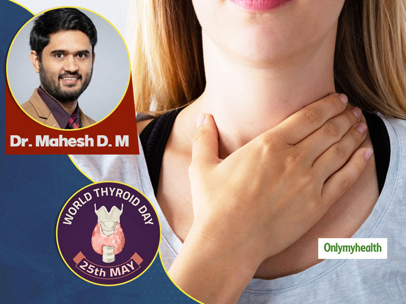 World Thyroid Day 2020: An Epidemiological Perspective Towards Thyroid Disorders In India