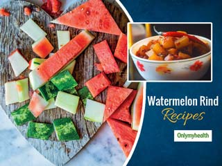 Don't Throw Away Watermelon Peel, You Can Make Tasty Watermelon Rind Dishes