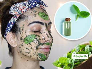 DIY Summer Skin Care: How To Make A Peppermint Face Mask?