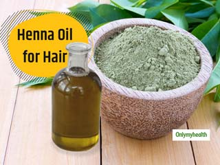 Henna <strong>Oil</strong> for Hair Care: Make Henna <strong>Oil</strong> At Home For Long, Strong and Shiny Hair