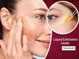 A Beginner's Guide To Liquid Exfoliation: Are Liquid Exfoliants Safe For <strong>Skin</strong>?