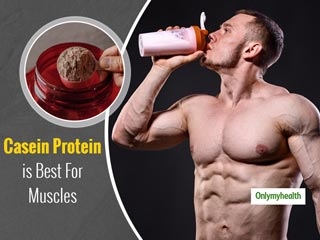 All About Casein Protein and Its <strong>Health</strong> Advantages For Muscle Growth