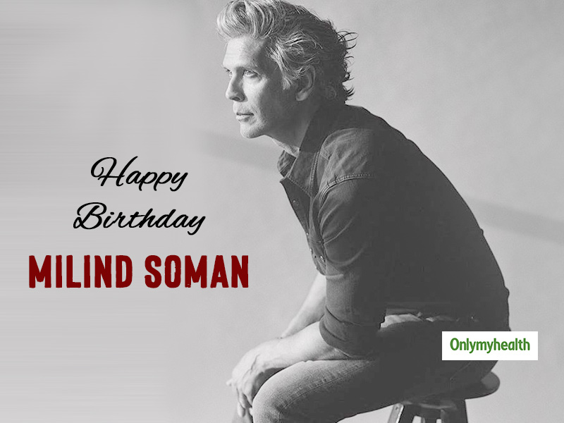 Happy Birthday Milind Soman: The Ironman Of India is 55 and Unstoppable