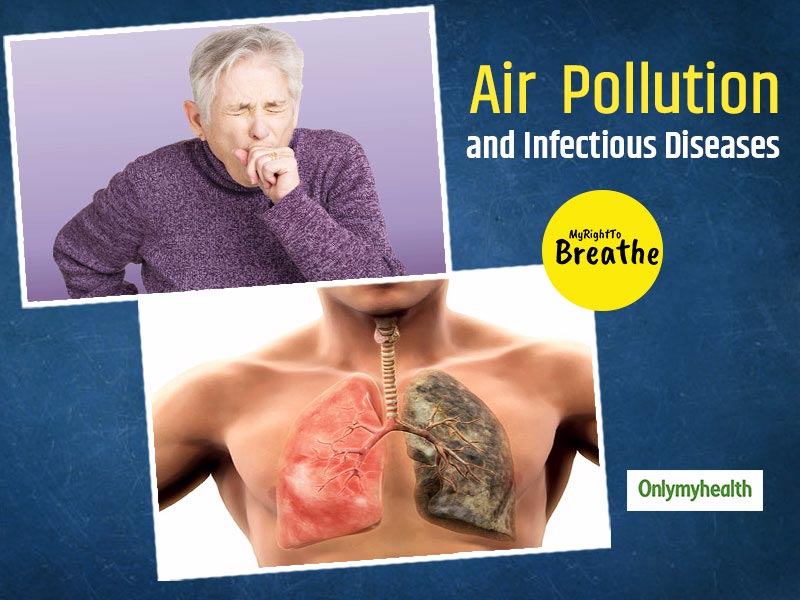 Air Pollution Can Also Cause Infectious Diseases, Pulmonologist Explains