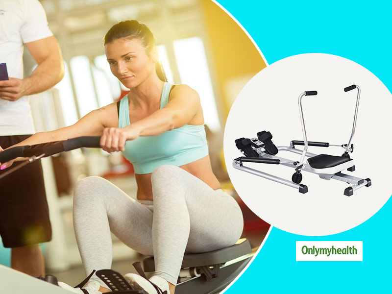 Rowing Machine Workout: 5 Health Benefits Of Rowing Everyday