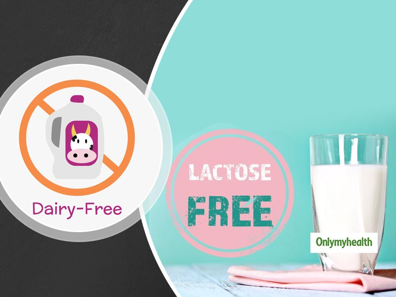 Do You Know The Difference Between Dairy-Free and Lactose-free? Find Out Here
