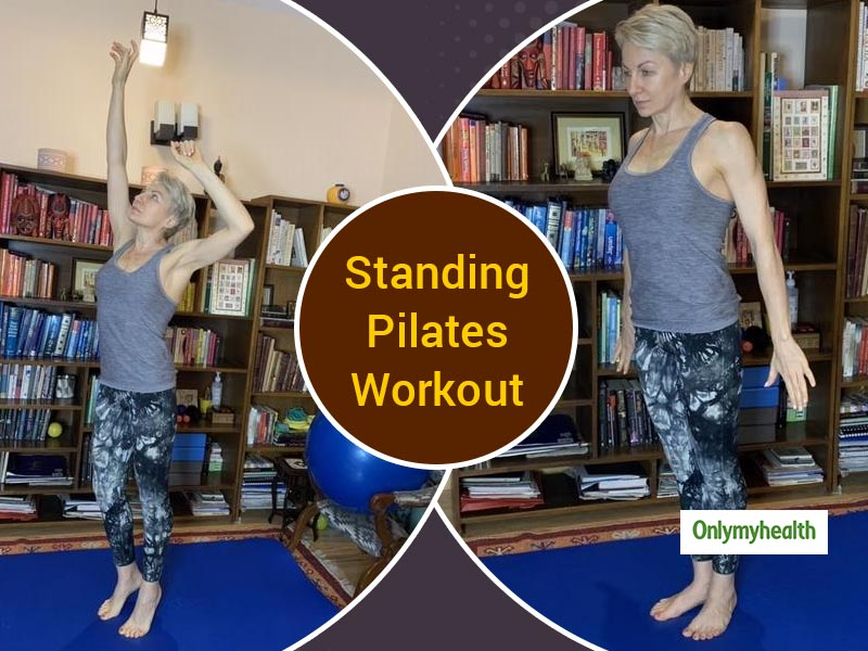 Beat The Winter Blues With 5 Standing Pilates Exercises By Pilates Expert Vesna Jacob